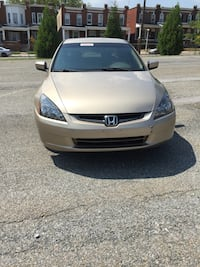 Honda - Accord - 2003 Baltimore