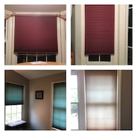 8 blinds! Great condition Alexandria, 22312