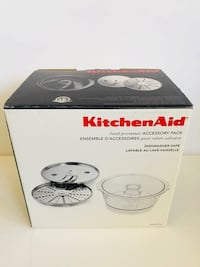 Kitchen Aid】Food Processor ACCESSORY PACK