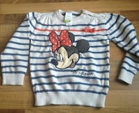 Minnie Mouse Pullover Gr 80