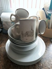 Dishes Châteauguay, J6J 3E4