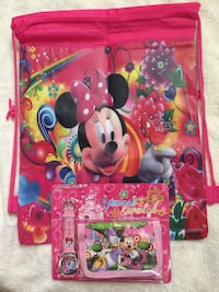 Minnie Mouse Kids Gift Set