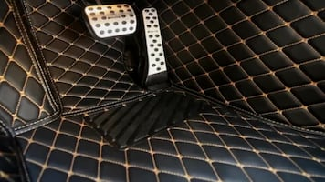 Luxury Custom Car Mats