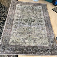 63 x 91 in. Area rug Bridgeport