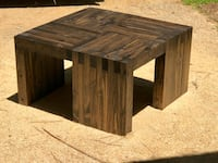 Handcrafted Coffee Table New Orleans