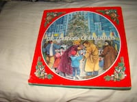 Avon Book - The Traditions of  Christmas Perryville, 21903