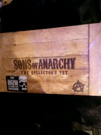 Sons of Anarchy the collector's set
