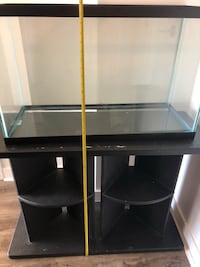 Aquarium fish tank With Stand  Surrey, V3T 0E6