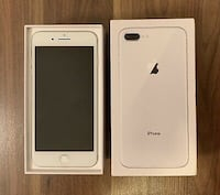 Iphone 8 plus 64gb unlocked Washington
