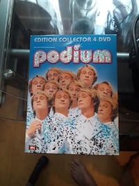 Podium DVD édition collector 4 DVD