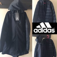 NEW- Adidas 3in1 Women's Jacket Vancouver, V5P 1X5