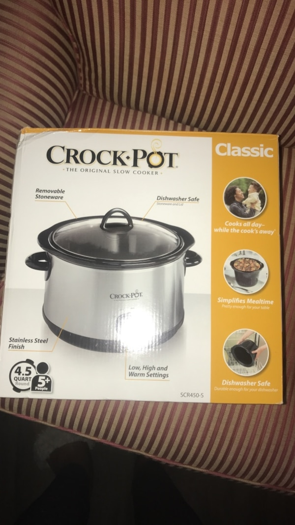 Crock pot cooker bac96e33-056a-4af4-9bad-2d4a9b9d2a5a