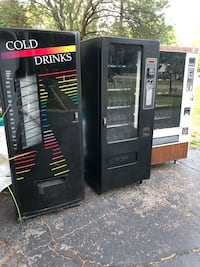 Vending machines Southfield