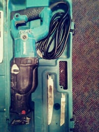Makita reciprocating saw Denver, 80221