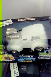 white and black RC toy car Montgomery Village, 20886