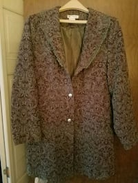 Embroidered/Lace Coat Albany, 12205