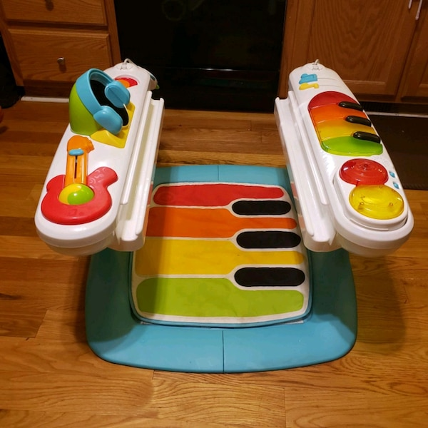 Chinese Kitchen Concord Ca: Used Fisher Price Transition Piano Toy For Sale In Concord