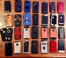 Lot of iPhone 7-8 CASES