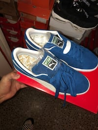 Puma suede  New York, 10462