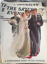 Vintage Magazine Covers , 30's, 40's & 50's Seattle, 98168