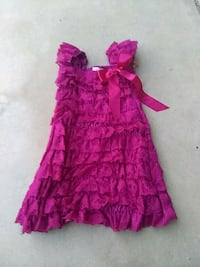 New girls dress size 6m-6 available Cathedral City, 92234