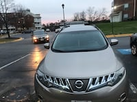 Nissan - Murano - 2009 Silver Spring