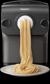 NEW : Philips Smart Pasta Maker Plus with Integrated Scale Brampton