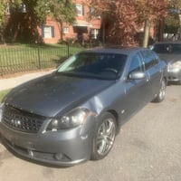2006 Infiniti M Washington