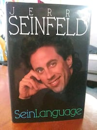 Jerry's Seinfeld's biography