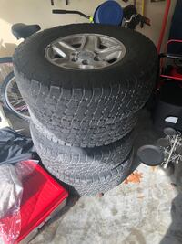 Toyota 4Runner Wheels and Tires Mount Pleasant, 29464