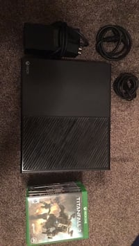 Xbox one, 10 games, controller.