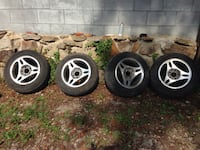 Ford Mustang 5 lug 15 inch wheels McMinnville, 37110