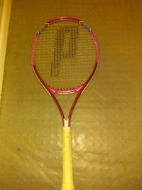 red and white Wilson tennis racket Randallstown
