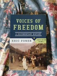 Voices of Freedom by Eric Fonder - UAB