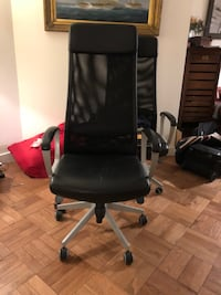 Office chair (2 available) $75 each New York, 10005