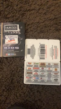 Coupon cards Bakersfield, 93307