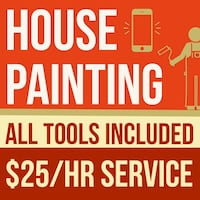 Painting painter painters wall home house Mississauga