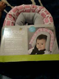 Brand new head comforter for carseat 2301 mi