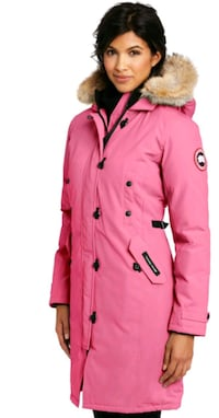 Canada Goose Pink Authentic XXS