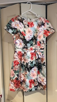SUITE BLANCO floral day dress  Oakville, L6L 4G7