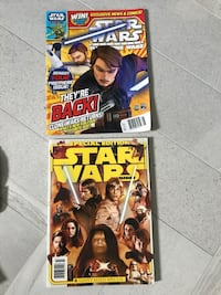 Star Wars book collection Oakville, L6M 2T7