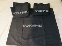 12 Fashionphile dust bag each one  Paramus, 07652