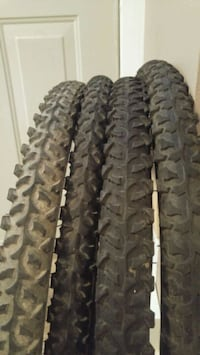 brand new all four 26 inch rubber for five bucks
