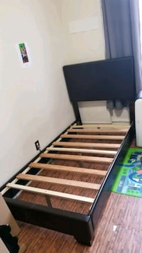 Twin size bed frame