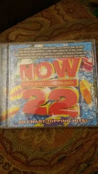 NOW THAT'S WHAT I CALL MUSIC 22 (CD)