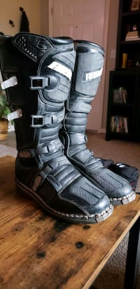 Answer racing motocross boots