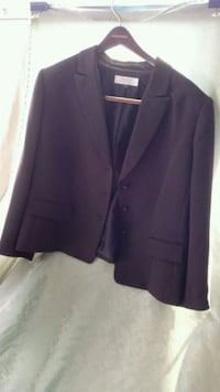 purple notched lapel suit jacket Rockville, 20850