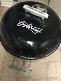 Weber Budweiser Grill hardly used Knoxville