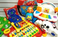 (19E) Used toys from $4 Toronto