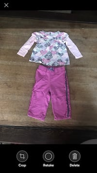 baby girl purple and pink outfit McKeesport, 15132